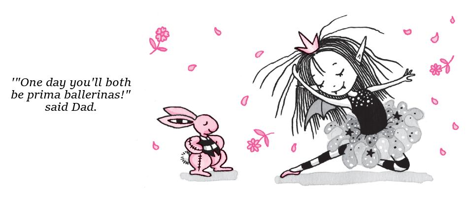 prima ballerinas