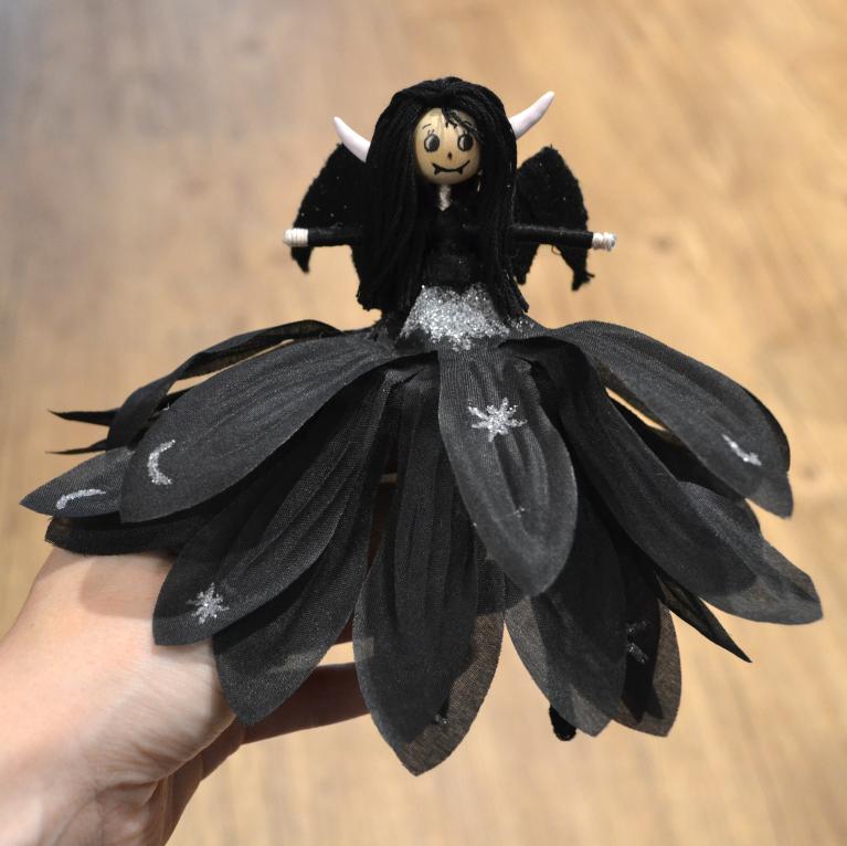 Isadora Moon doll